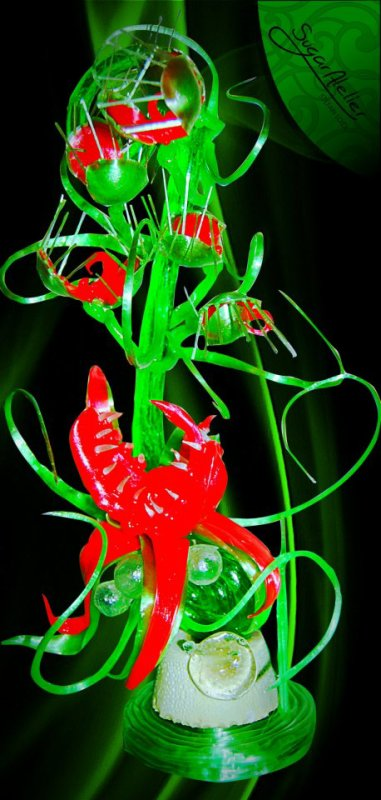 fleurs decoratif