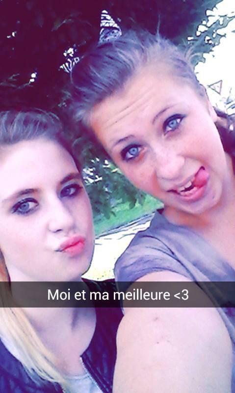 moi et ma meilleure amie ♥♥