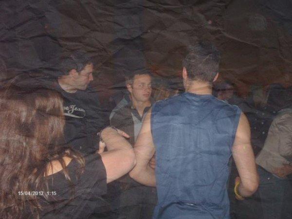 super soirée a laguiole le 14-04-2012