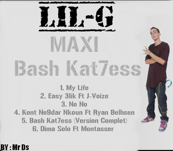 Maxi Bash Kat7ess Lil-G