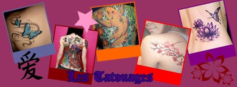 L'art corporel du tatouage