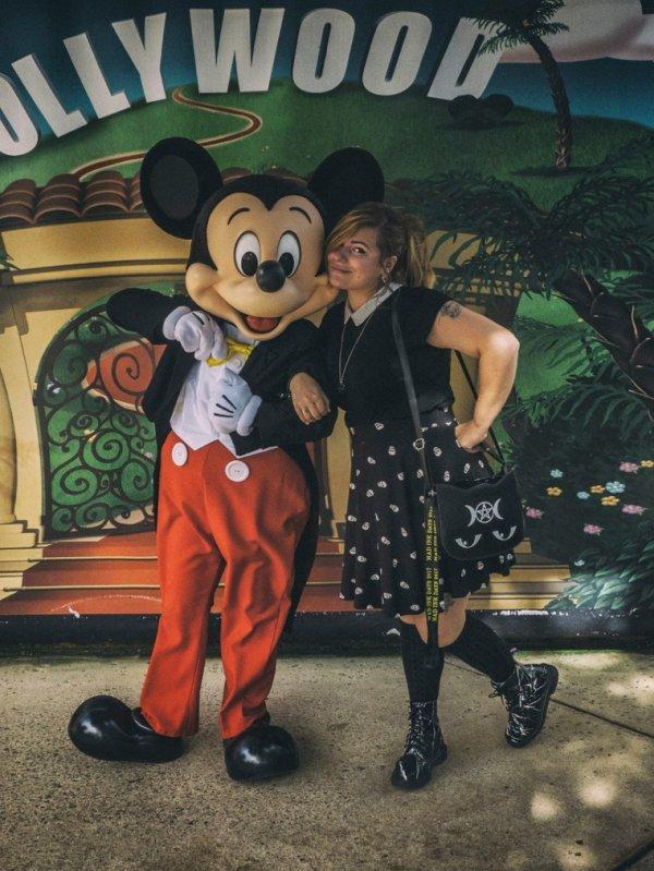 Souvenir de Disneyland ?