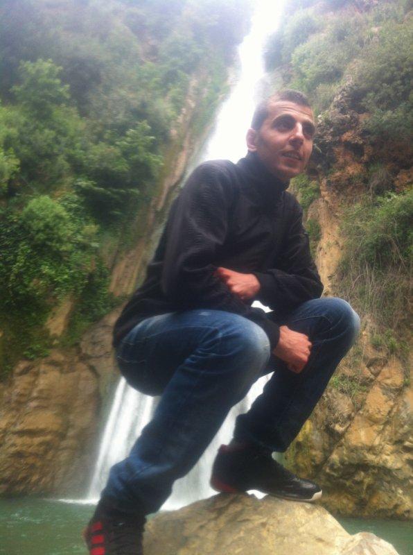 moi à Bejaia