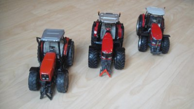 Massey Fergusson 8280, 8680 et 8690