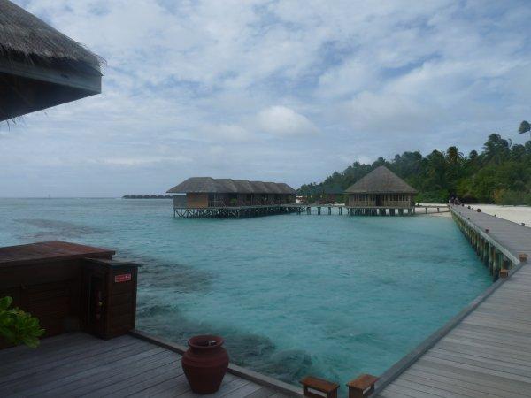 VACANCE AUX MALDIVES SUPERBE
