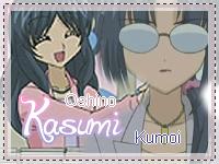 Tout sur Kasumi Kumoi