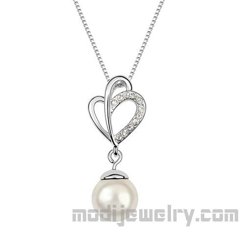 Magic love pearl necklace  pearl jewelry pearl gift pearl jewelry shop pearl jewelry online
