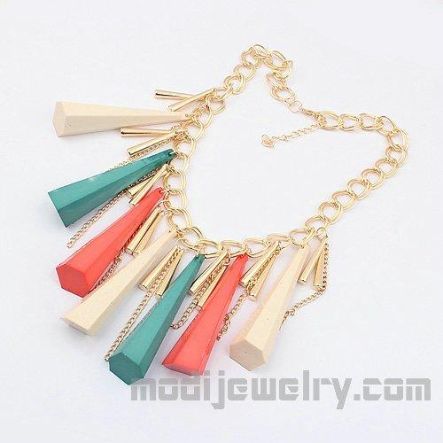 Color fashion pendant necklace cheap fashion jewelry necklaces buy fashion jewelry women fashion jewelry jewellery fashion