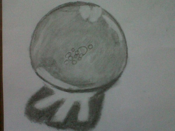 une boule de cristal