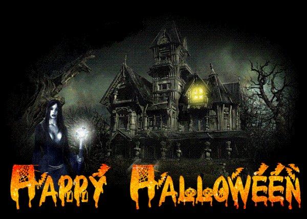 joyeux halloween tous le monde