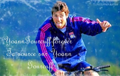 « YoannGourcuff-forever ! »