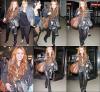 08.04.11 : La belle Miley est de retour à Los Angeles après avoir était à Chicago. T'aime sa tenue ? Retrouvez une photo de Miley ici au 30ème anniversaire de « I Love Rock'n'Roll »  et tout plein de news photos personnelle ici.