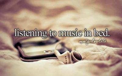 S'évader le temps d'une chanson, mettre la cruauté du monde de côté.