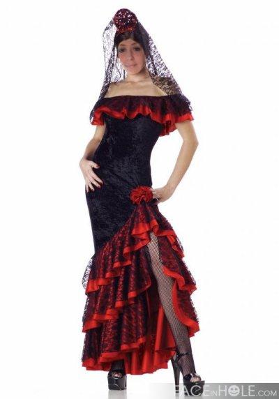 moii ki dance la flamenco lollloooll