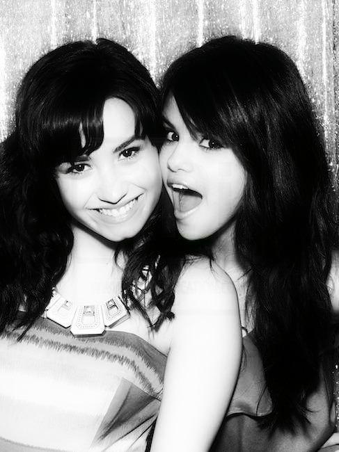 Demi Lovato & Séléna Gomez.♥