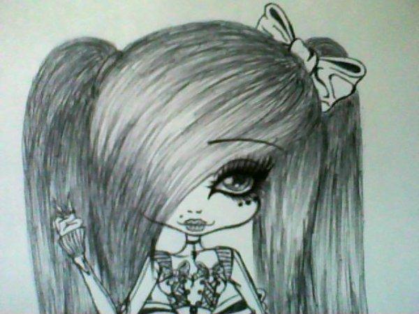† Dessins by me †