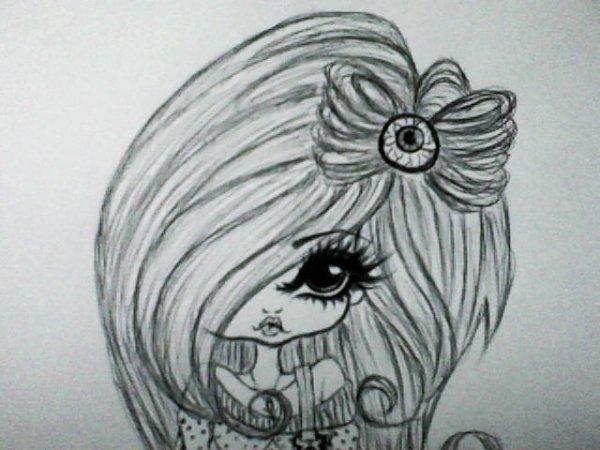 † Pastel Goth Doll †