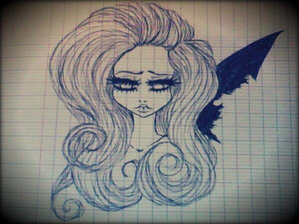 † Sad Fairy †