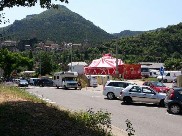 Fin d'année pour le cirque francotelli