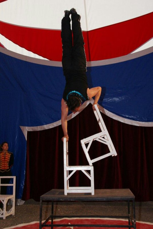 Photos du spectacle cirque francotelli