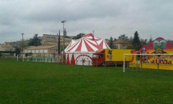 Le cirque alexia a gaujac ( 30 )