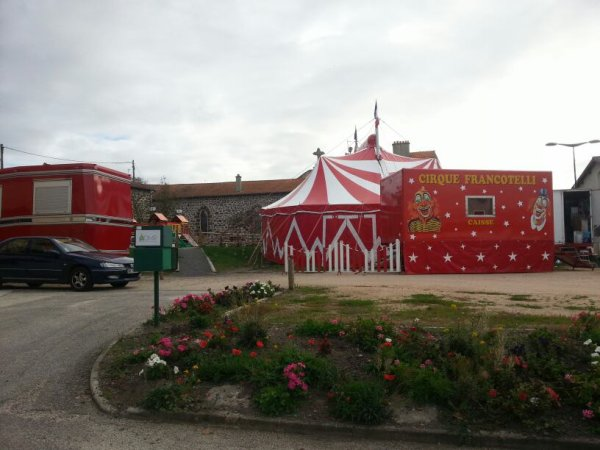 Cirque francotelli dans la haute Loire