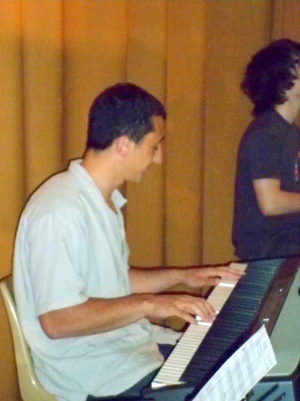 Concert de fin d'année, Salle Bretagne à Nantes