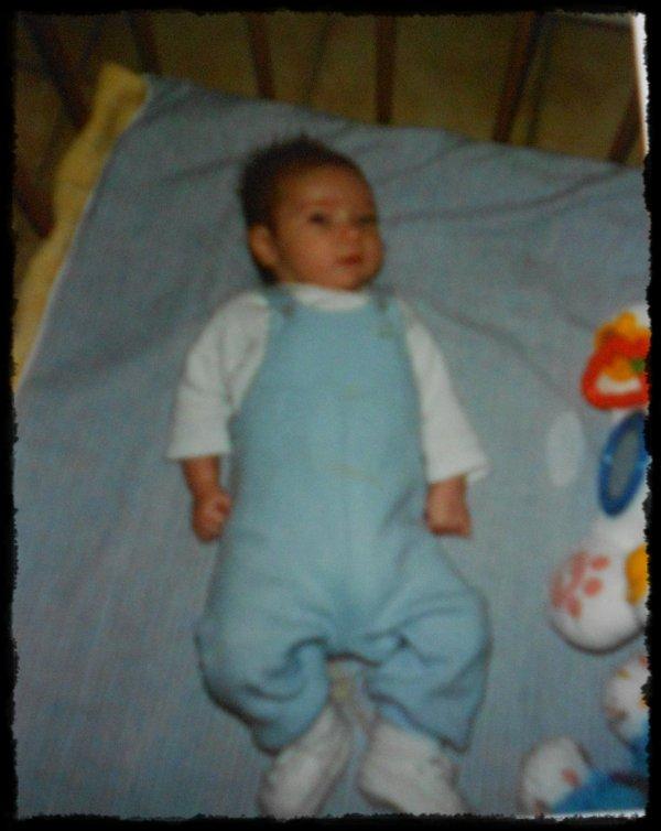 moi quand j'ete bébé ^^