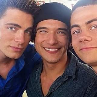 Teen wolf boys <3