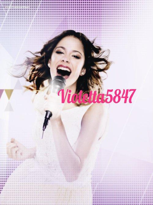 Encore des images de la saison 2 de Violetta !!
