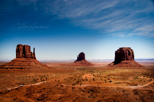 Monument Valley. Colorado. Utah/Arizona.