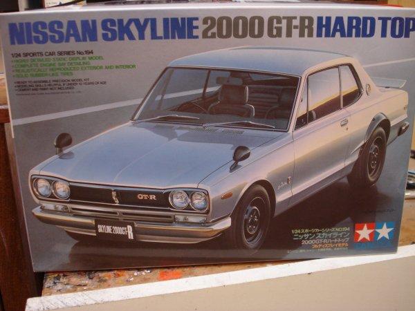 Nissan Skyline 2000 GT R
