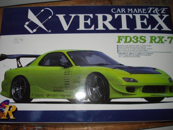 Mazda rx 7 FD3S