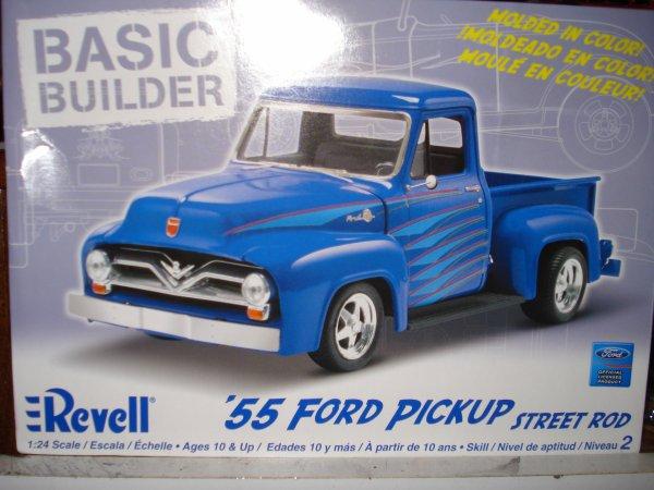 Ford f 100 du film expendables copie conforme
