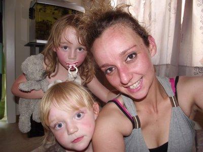 ma tatie et ses filles...