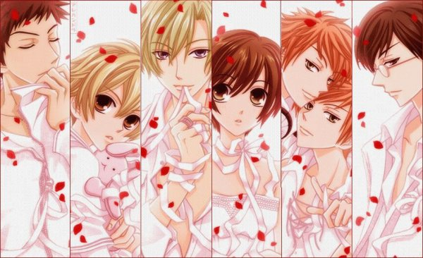 ♥ Ouran High School Host Club ♥