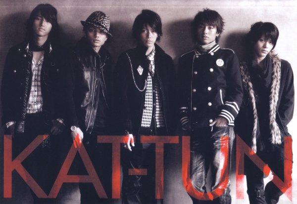 Kat-Tun ♥o♥