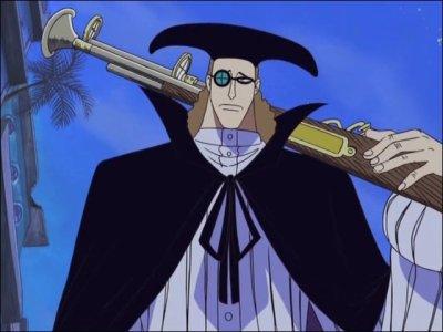 Les pirate de barbe noire