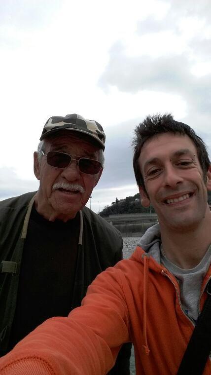 Une superbe  journée a  la pêche  avec  dès amis