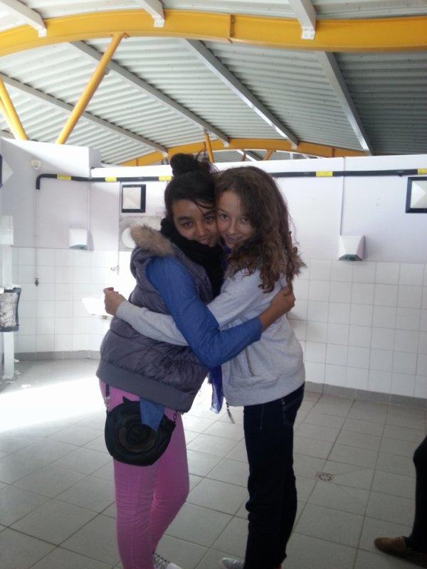 Sabrina et Elisa