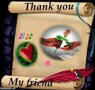 Merci d'avoir accepté l'amitié^^