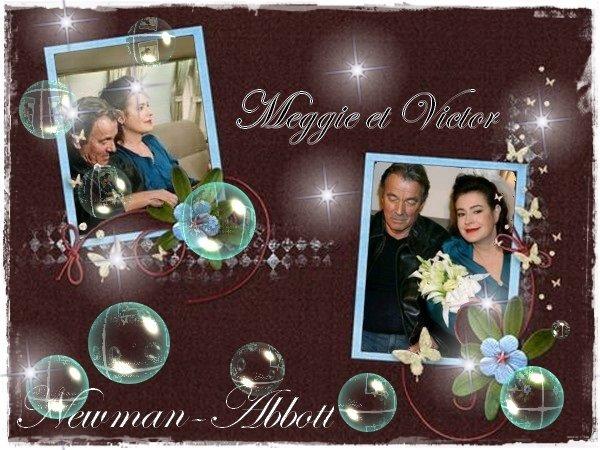 Famille Newman  Mariage de Victor et Meggie en 2010 ( Faux mariage)