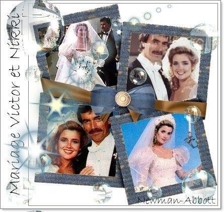 Famille Newman   Premier mariage avec Nikki de 1984 à 1988