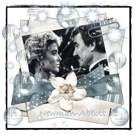 Famille Newman   Premier Mariage de Ashley et Victor de 1990 à 1993