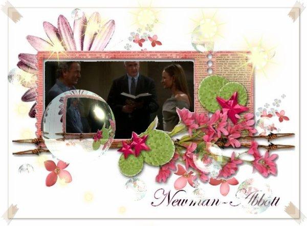 Famille Newman    Premier Mariage avec Sharon 2012 ( annulé)