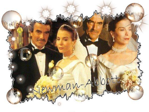 Famille Newman   Mariage de Hope et Victor de 1994 à 1995