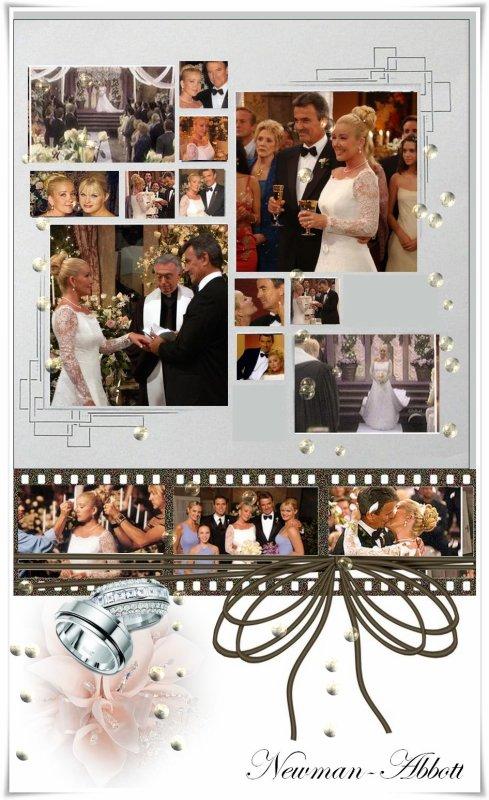 Famille Newman  Troisième mariage de Victor et Nikki de 2002 à 2008 Divorce
