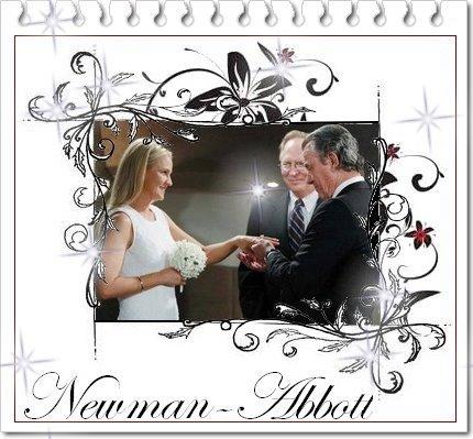 Famille Newman  Deuxième mariage avec Sharon 2012 ( Annulé)