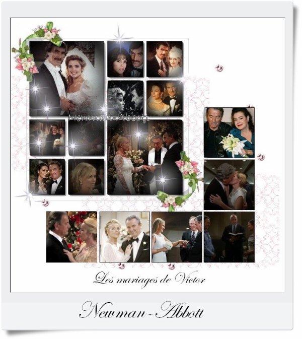 Famille Newman Les mariages de Victor