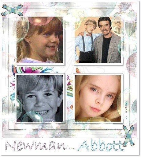 Famille Newman Les enfants de Victor